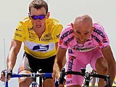 Armstrong and Pantani