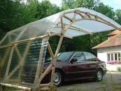 As we know the main function of The Carport Design is as a car shelter. Carport usually is located at the outside in front of the House. Garage Canopies, Carport Canopy, Backyard Canopy, Garden Canopy, Diy Canopy, Canopy Outdoor, Canopy Tent, Ikea Canopy, Wood Projects