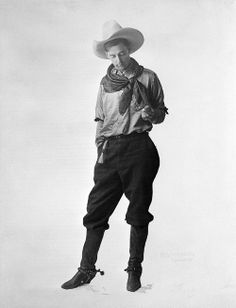 Guy Weadick, ca. 1912