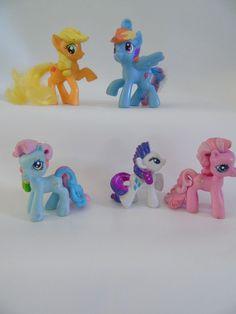 My Little Pony - Lot of 23 Winged Unicorn Ponies Mixed Sizes Various  Dates #Hasbro