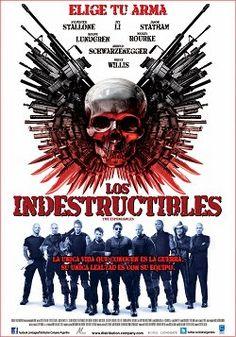 Los Indestructibles 1 online latino 2010 VK El mejor día será aquel cuando nuestras vidas vuelvan a ser nuestras. -Sandra