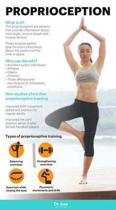 Proprioception guide - Dr. Axe http://www.draxe.com #health #Holistic #natural