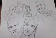 #drawing #illustration #watercolor #portrait #sketch #pencil #sketchbook #art #artwork #painting #topcreator #eskiz #портрет #рисунок #карандаш #набросок #эскиз #акварель