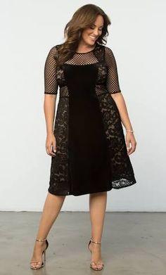 Hasil gambar untuk plus size dress