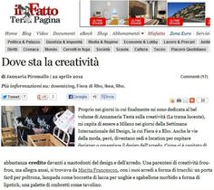 IL FATTO QUOTIDIANO.IT- 22.04.2012