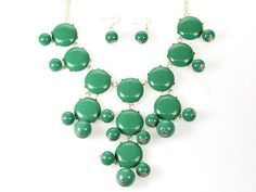 2013 color of the year: Emerald Green    $10 necklace on sale!