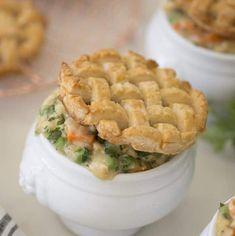 The Best Chicken Pot Pie - Preppy Kitchen Best Chicken Pot Pie, Easy Chicken Recipes, Pie Recipes, Easy Recipes, Chicken Meals, Healthy Chicken, Turkey Recipes, Potato Recipes, Casserole Recipes