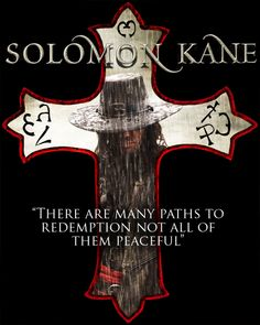 Design Solomon Kane Tee by me! ~khamarupa on deviantART