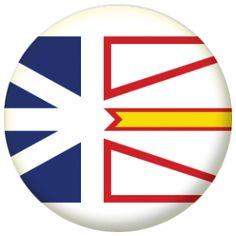 Newfoundland and Labrador Province Flag