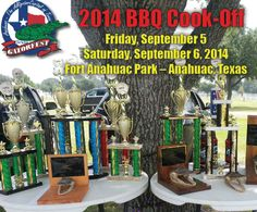 Texas Gatorfest 2014 BBQ Cook-Off