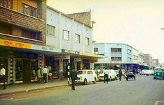 River Road Nairobi 1970s