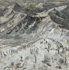 Anselm Kiefer - Breaking the Vessels exhibition - Tel Aviv Museum of art (amazing German artist) - Google Search