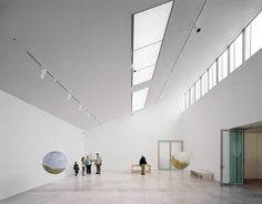 David Chipperfield Architects Create New Hostel Design to Help Spur Margate's Revival,Turner Contemporary Art Gallery. Image Courtesy of David Chipperfield Architects Museum Architecture, Space Architecture, Architecture Collage, Turner Contemporary, David Chipperfield Architects, Easy Watercolor, Hostel, Home Art, Deco