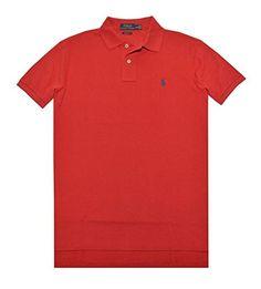 Polo Ralph Lauren Men Custom Fit Mesh Polo Shirt - http://www.darrenblogs.com/2017/01/polo-ralph-lauren-men-custom-fit-mesh-polo-shirt/