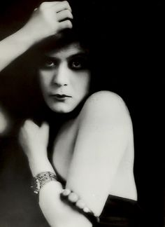 Theda Bara from Sin, 1915