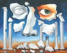 Surrealism, surreal art © Andrius Kovelinas. More: www.ohsosurreal.com