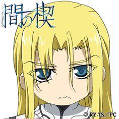 Iason from Ai No Kusabi Riki's owner. Photo from Ai No Kusabi official site.