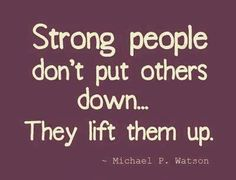 Who will you lift up today? #inspiring #quotes