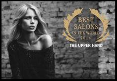 THE UPPER HAND. #best #team #amazingstylists #thankyou @hey, hey! gorgeous. @Rachel Gower