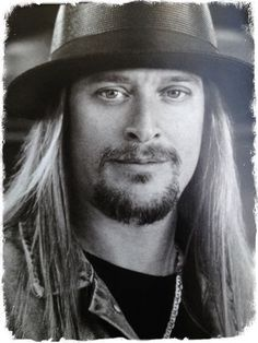 OMG!! Those eyes!!! ❤❤ Kid Rock