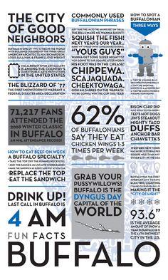 Fun Facts Buffalo, NY poster