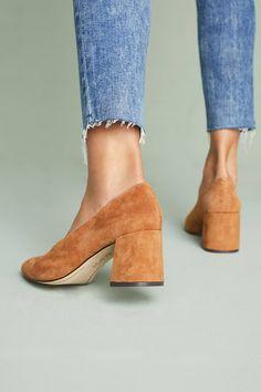 M4D3 Helen Block Heels