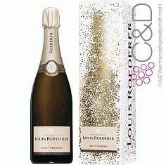 Folgen Sie diesem Link für mehr Details über den Wein: http://www.c-und-d.de/Champagne/Brut-Premier-Geschenkpackung-Champagne-Louis-Roederer_13215.html?utm_source=13215&utm_medium=Link&utm_campaign=Pinterest&actid=453&refid=43 | #wine #whitewine #wein #weisswein #champagne #frankreich #13215