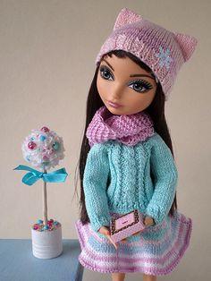 PlayDolls.ru - Играем в куклы :: Тема: Апельсиновая кошечка: Одежда для кукол. (32/32)