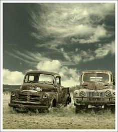 Old #Trucks just slipping away. #RustinPeace #Classic #Vintage #Beauty