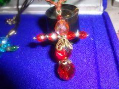 Crucifixo de cristal