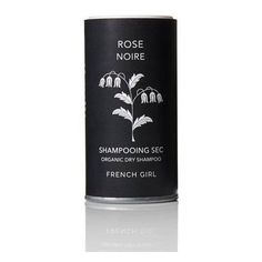 French Girl Organics Rose Dry Shampoo By (372.240 IDR) ❤ liked on Polyvore featuring beauty products, haircare, hair shampoo, cosmetics, waterless hair shampoo and dry hair shampoo