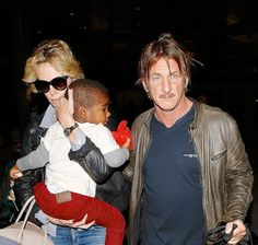 Sean Penn is about to become a father for the third time! The actor has reportedly filed to legally adopt fiancée Charlize Theron's 3-year-old son Jackson ahead of their anticipated nuptials! So sw...