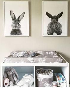 bunny themed nursery