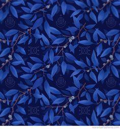"""""""Midnight"""" pattern series on Behance"""