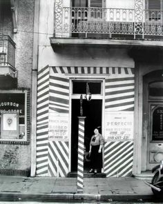 Cajun Frisson: An Exploration of all Things Cajun — Barber Shop  New Orleans  1935
