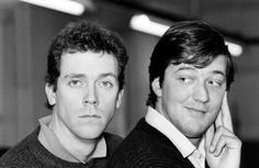 A Bit Of Fry And Laurie (1987-95)    I've had an obsession with Stephen Fry ... it increases year upon year!