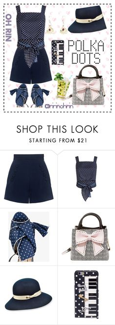 """polka dots"" by rindularas on Polyvore featuring Finders Keepers, WithChic, N°21, Betsey Johnson, Karen Kane, Dolce&Gabbana and Christopher Kane"