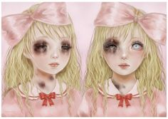 Twins by Saccstry.deviantart.com on @DeviantArt