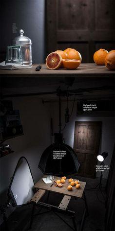Técnicas de fotografía para comida compartidas por Nick Fancher Photography http://nickfancher.com/photography-books/
