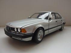 BMW 730i 1987 De Minichamps