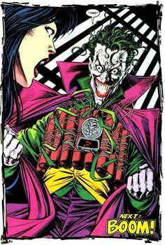 The Joker (DC COMICS)