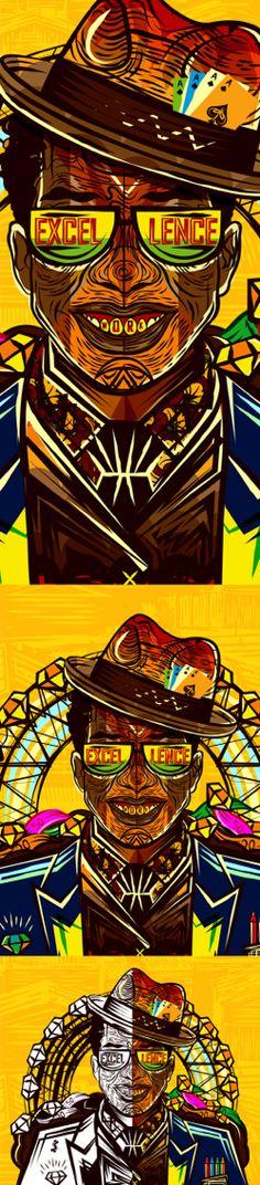 Illustrations about Success and Style by Lazi Greiispaces Mathebula