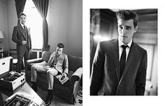 The GQ Collections by Guzman #portrait #photography #people #editorial #fashion