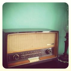 Old Music Box