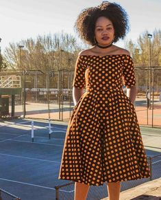 African Print Dress african clothing off shoulder dress African Fashion Designers, African Print Fashion, Africa Fashion, African Fashion Dresses, African Prints, African Outfits, Ankara Fashion, African Fabric, African Attire