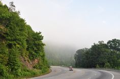 Driving through the Smokies is one of our favorite things to do. You will love the amazing views!