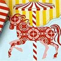carousel party ideas and supplies