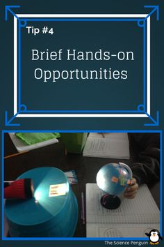 5 Interactive Notebook Tips for Engagement: #4 Brief Hands-on Opportunities