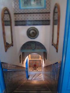 Dar el Annabi house - Sidi Bou Said tunisie tunisian inspirations