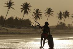 Kitesurfing @ Brazil